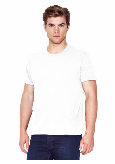 Keya Men's Crew Neck Euro Fit T-shirt 130GSM