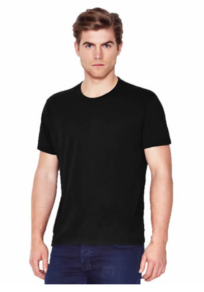 Keya Men's Crew Neck Euro Fit T-shirt 180GSM