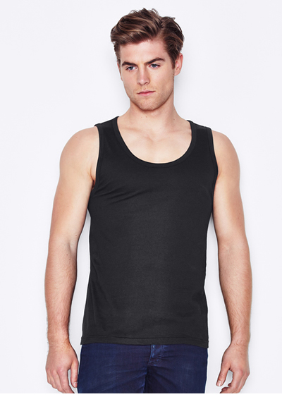 Keya Men's Tank Top Euro Fit 150GSM