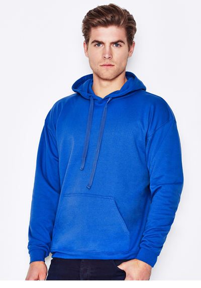 Keya Unisex Euro Fit Hooded Pullover 280 GSM